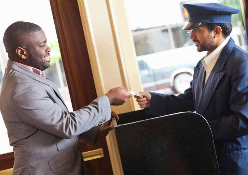 Restaurant Valet Parking Services