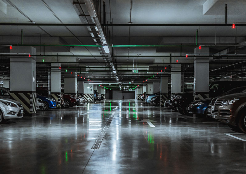 Parking Garage Management Service